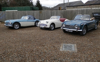 1 - The Car Fleet