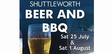 Shuttleworth Beer & BBQ evenings