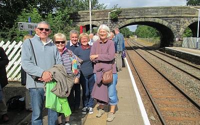 Settle to Carlisle Steam Trip August 2014