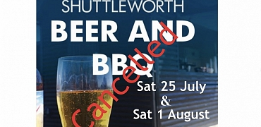 Shuttleworth Beer & BBQ evenings