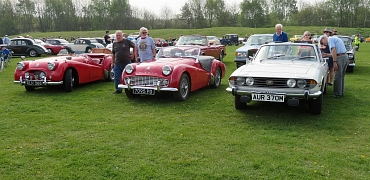 Finally a Classic Saturday for Enthusiasts after Covid Classic drought