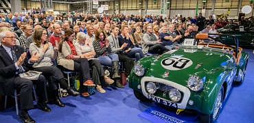 NEC Classic Motor Show with Discovery 2021