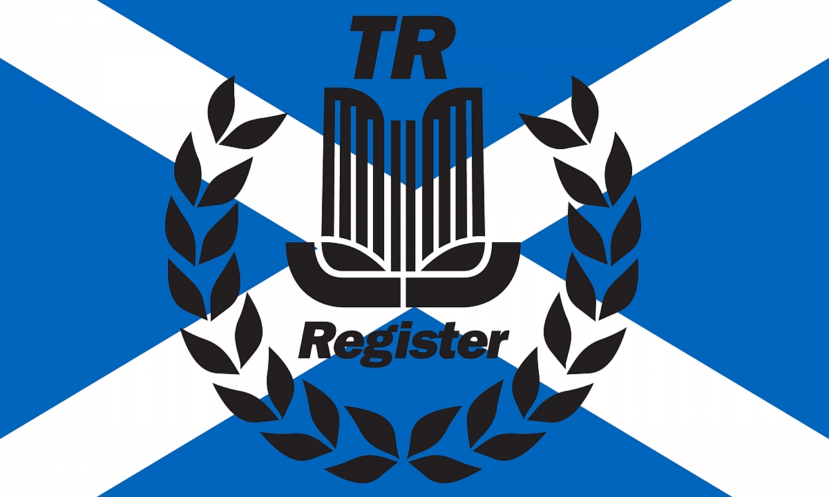 TR Register Scottish Weekend