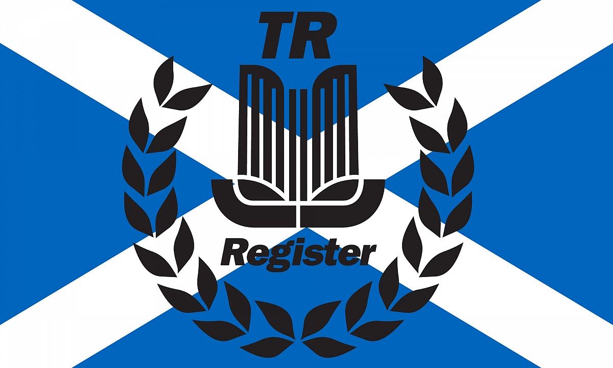 TR Register Scottish Weekend