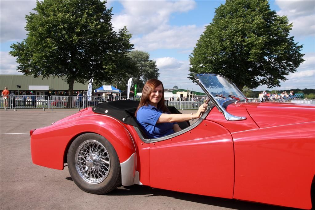 "NEC Classic Motorshow reveals ""She's a Beauty"" Show Theme"