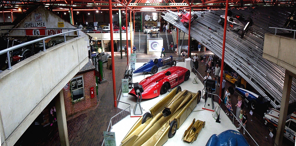 Lord Montagu, who established the National Motor Museum at Beaulieu, has died aged 88.