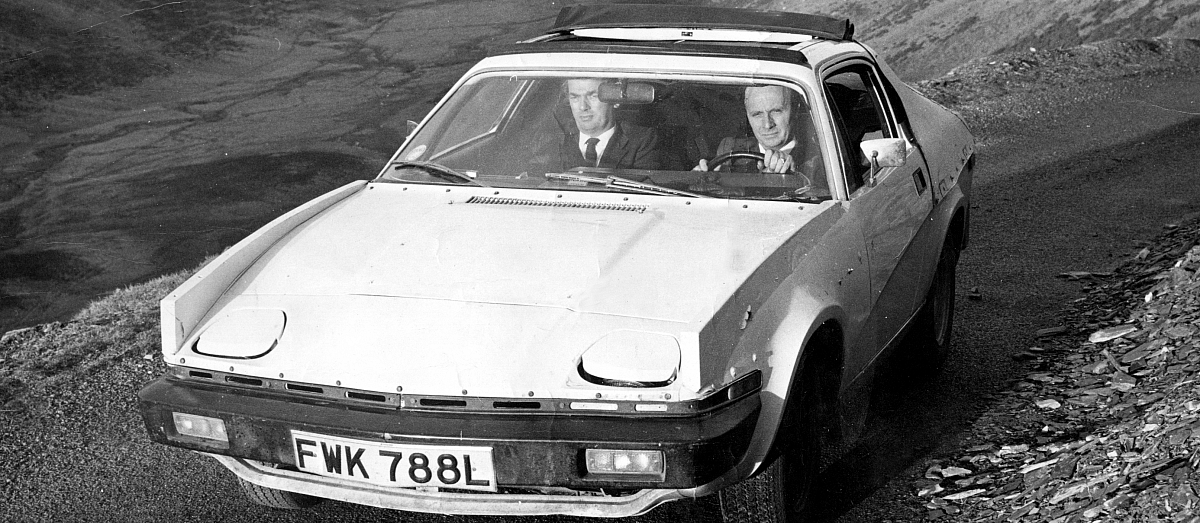 Tony Lee, Triumph's Chief Development Engineer dies aged 86.