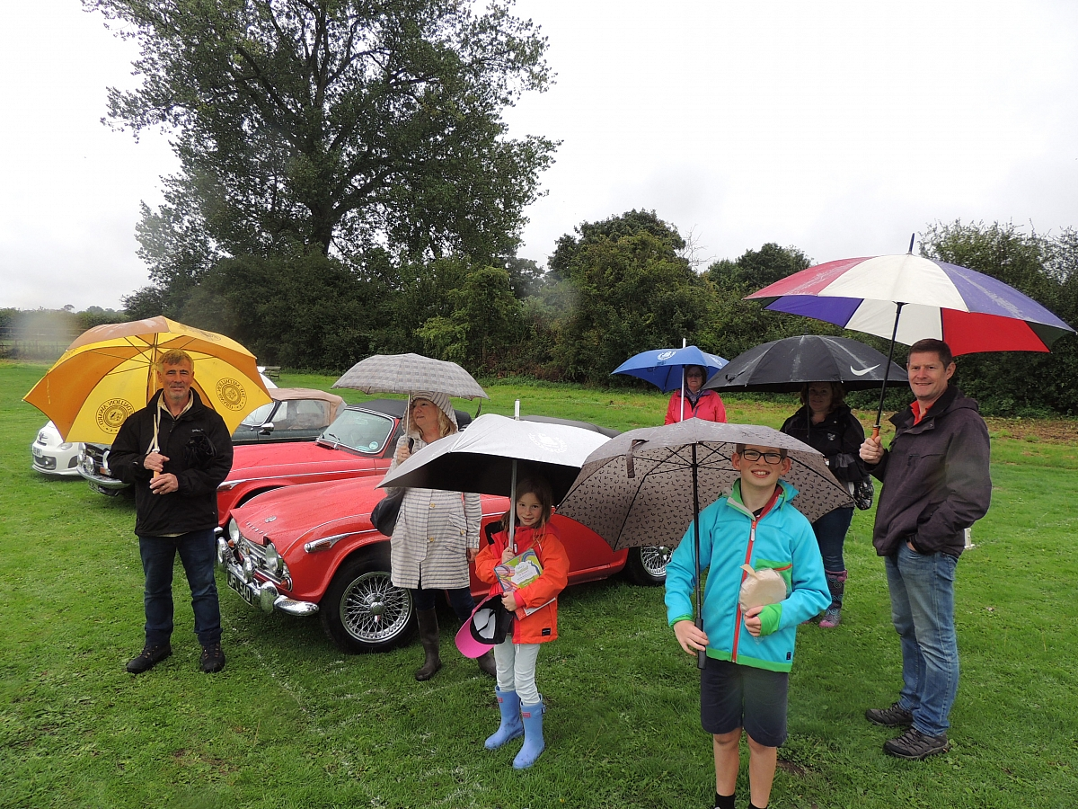 Lavenham Carnival and Car Show 2015