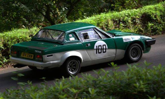 Excitement in the closing stages of the 2015 Hillclimb and Sprint Championship