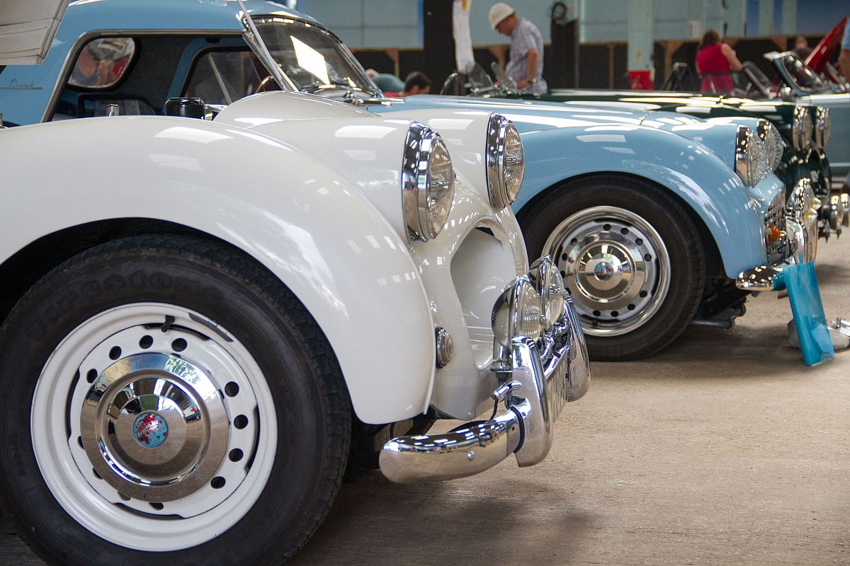 TR Register Concours D'Elegance and Pride of Ownership Awards 2015
