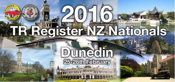 TR Register New Zealand  - National Weekend 2016