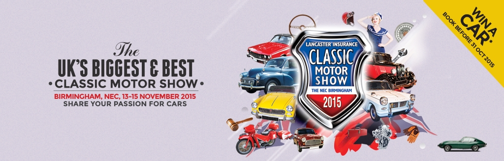 London Group - NEC Classic Motor Show