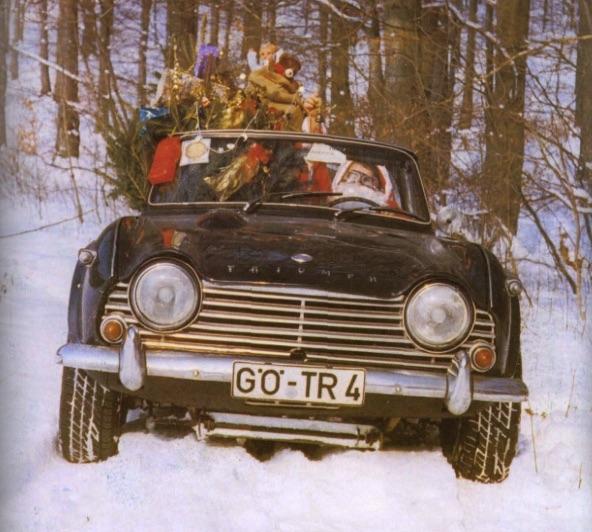 TR Lincs Christmas Get Together
