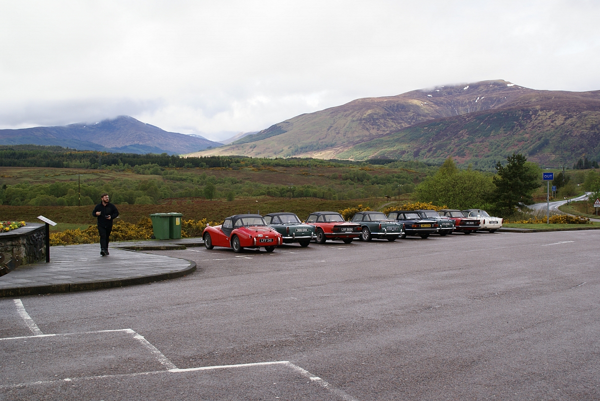 CUMBRIA TR GROUP CAMPING TRIP TO FORT WILLIAM