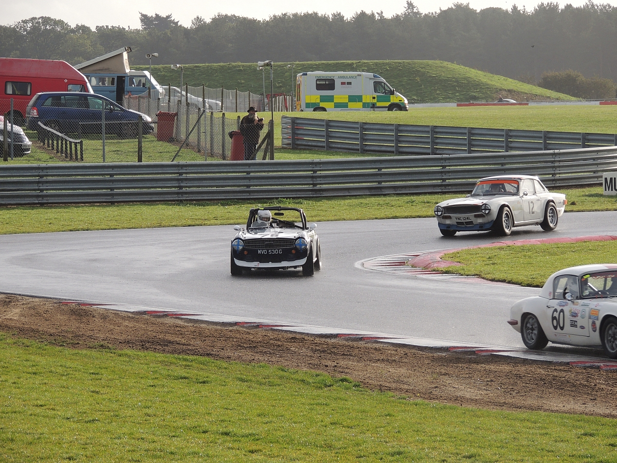 Wensum Group At Snetterton Charity Race Day