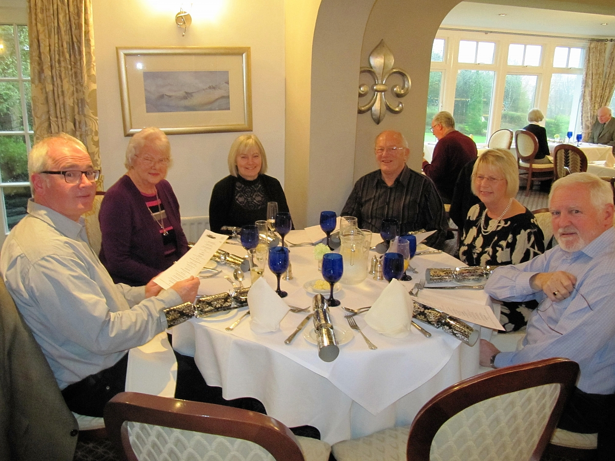 Cumbria Group - Sunday Lunch Meet at the Crooklands Hotel