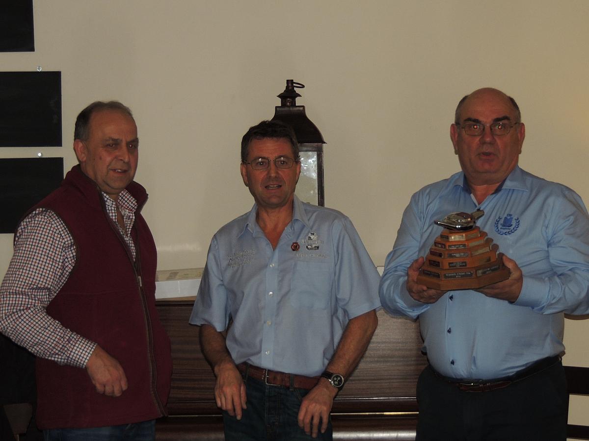 Award Night At The January Meeting