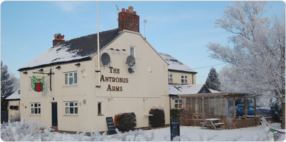 Red Rose Group -  The Antrobus Arms Monthly Meeting