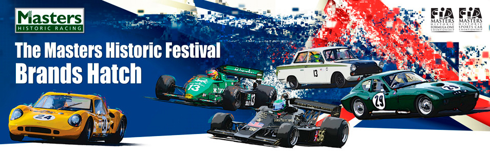 Kent Group | Brands Hatch Masters Historic Festival
