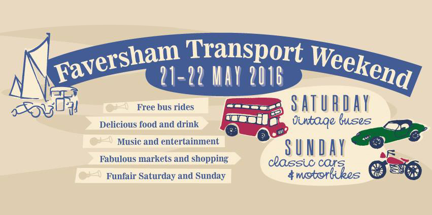 Kent Group | Faversham Transport Weekend