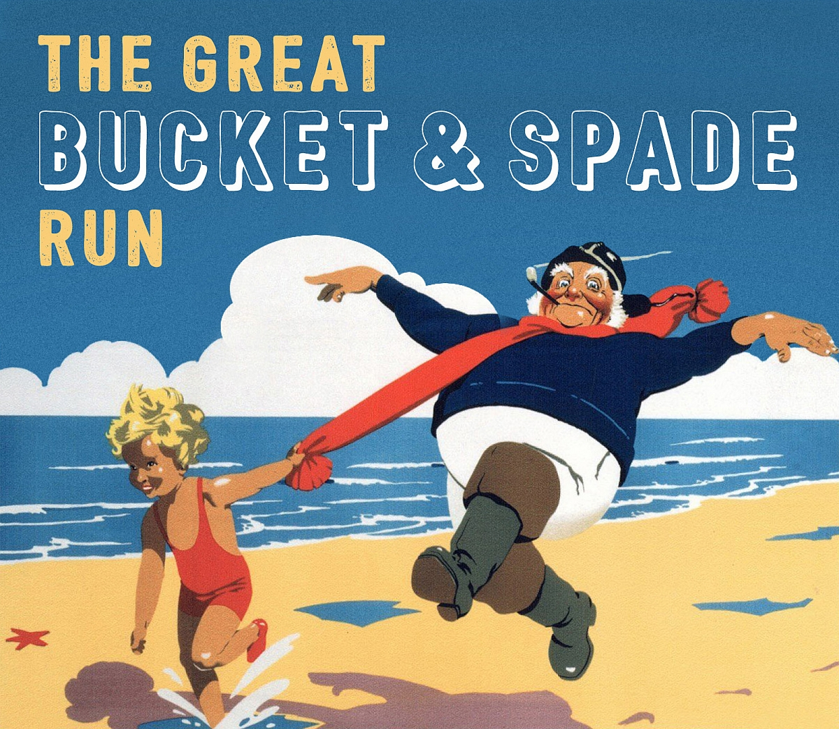 Kent Group | The Great Bucket & Spade Run