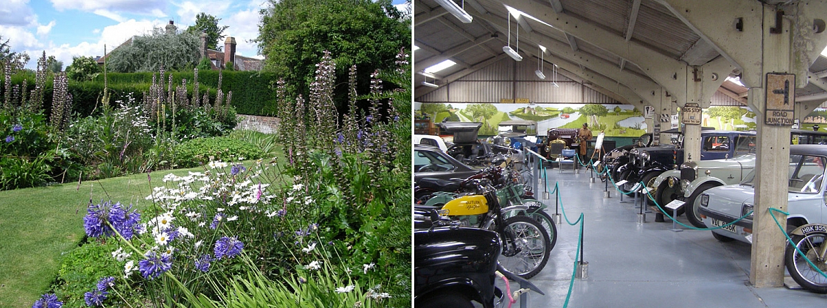 Kent Group | Bentley Wildfowl and Motor Museum