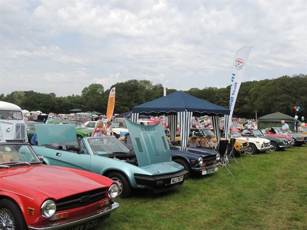 Kent Group | Cranleigh Car Show and Autojumble