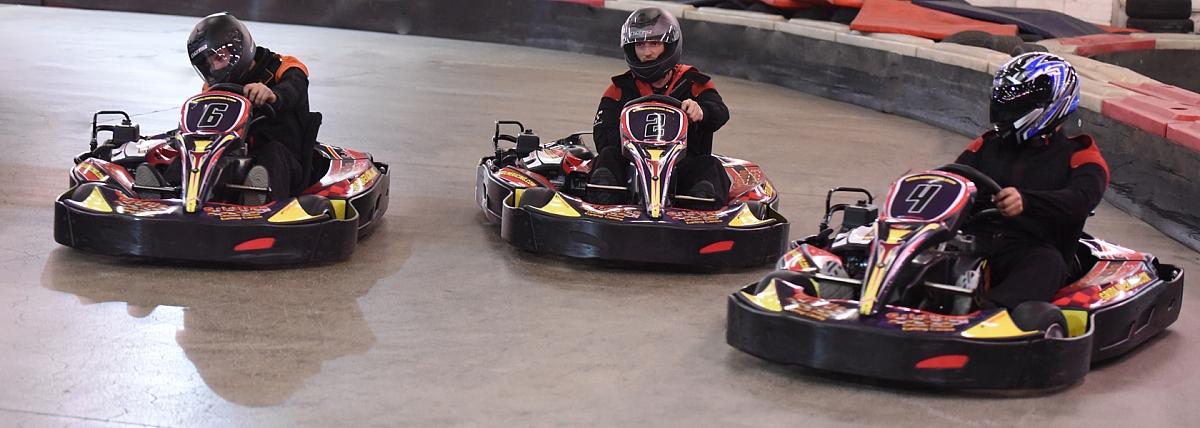 TR Lincs Karting Night
