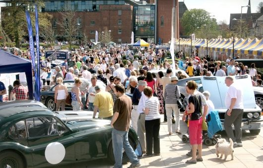 The Stratford Festival of Motoring