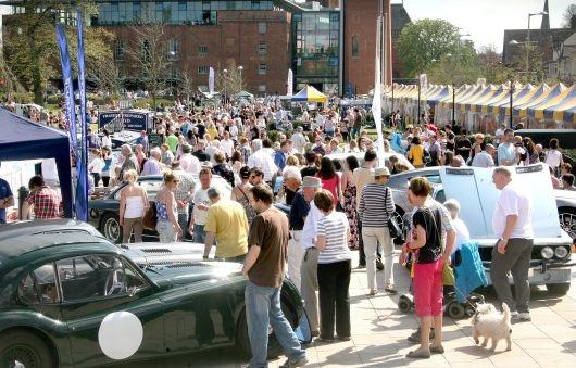 The Stratford Festival of Motoring