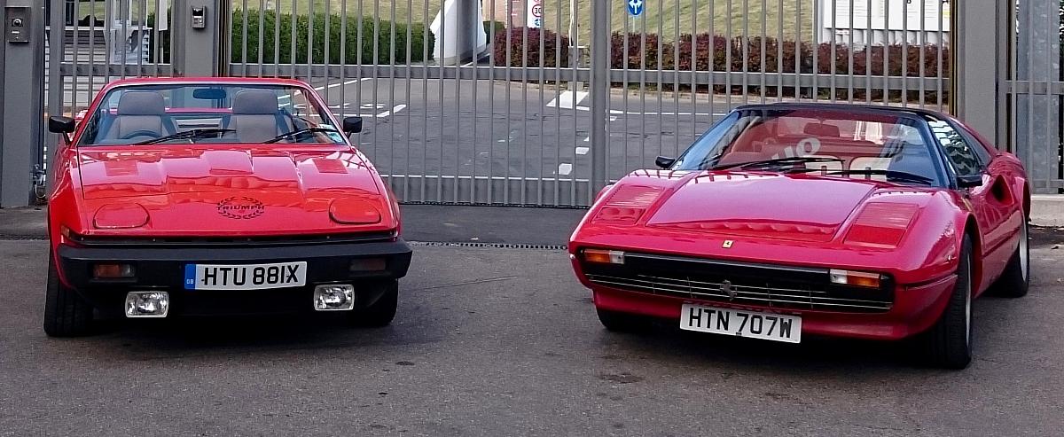 Triumph Car Owners Club Uk