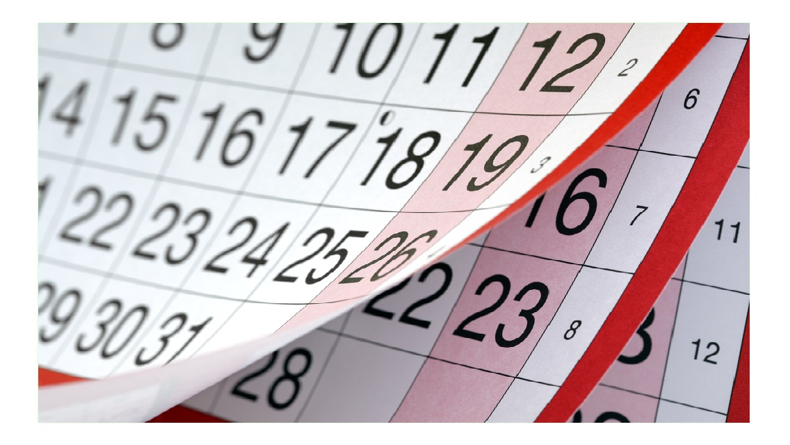 Events Calendar 2017