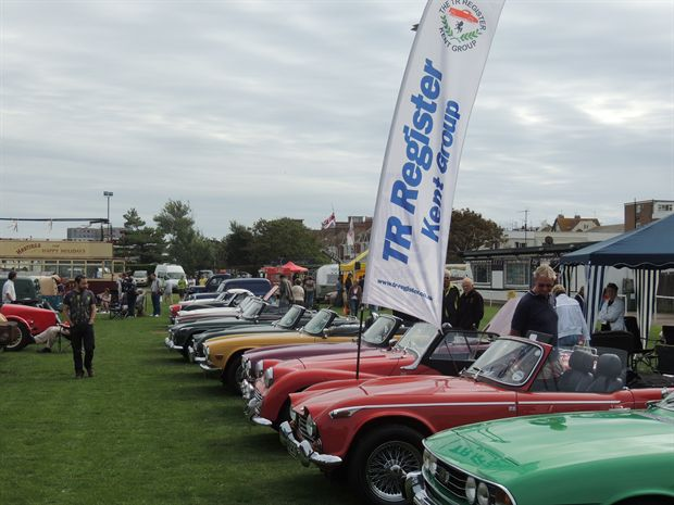 Kent Group | Bexhill 100 Classic Car Show