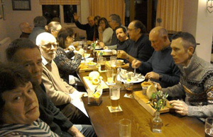 Vale of the White Horse group: March monthly meeting