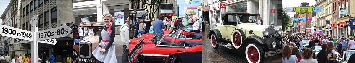 Gloucester Goes Retro Festival