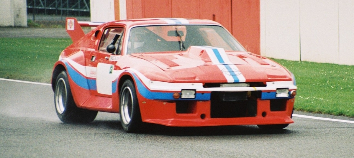 Legendary Triumph TR8 Turbo Le Mans to feature at Goodwood Festival of Speed.