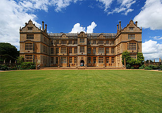 Drive it Day - Devon visit Montacute House