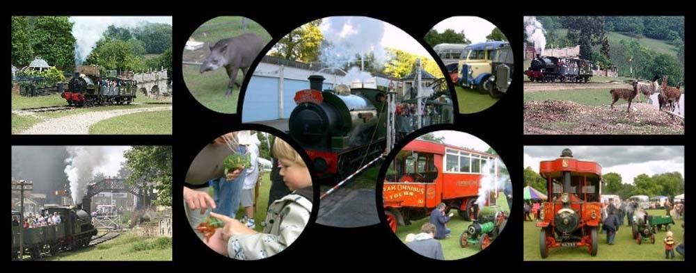 Fawley Hill Steam Extravaganza.