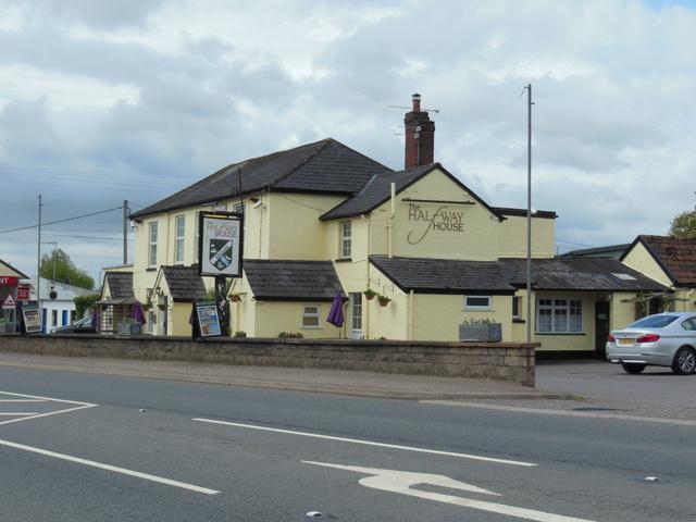 Devon Group - Friday night meet - Halfway House