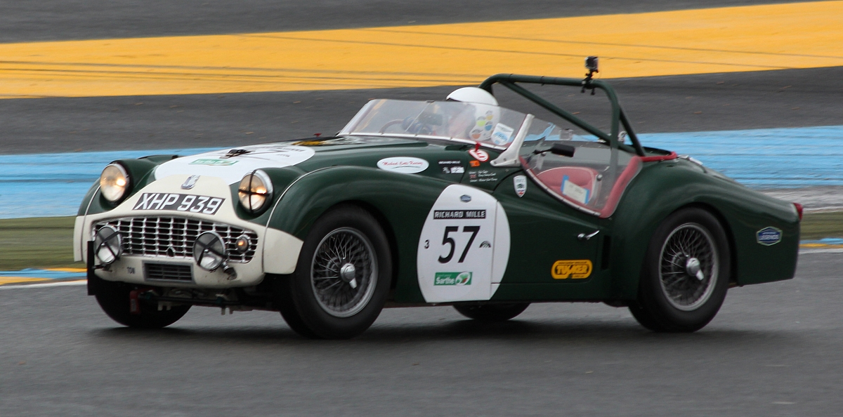 Millers Oils to back TR Register entry to Le Mans Classic 2016