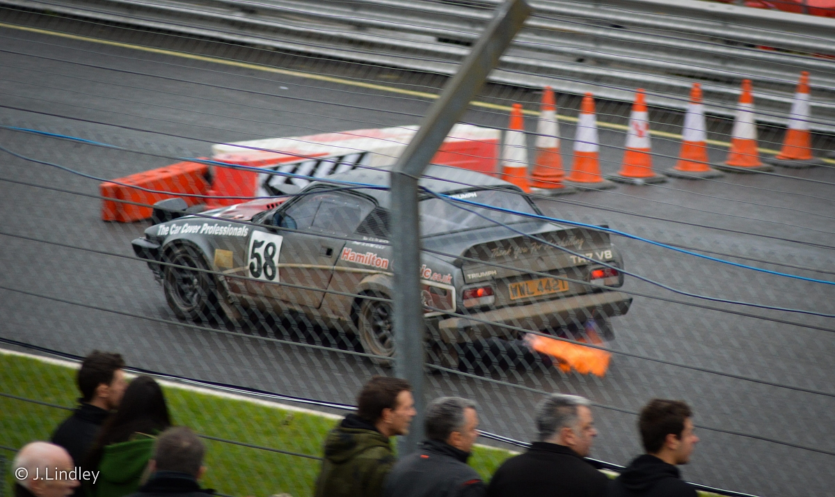 ​Hamilton Motorsport Triumph TR7V8 to return at Lurgan Park Rally