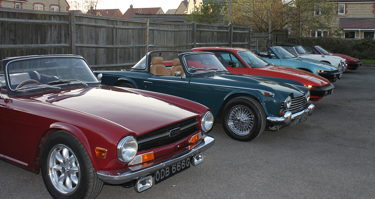 Vale of White Horse Group - Carterton May Fair and Classic Cars