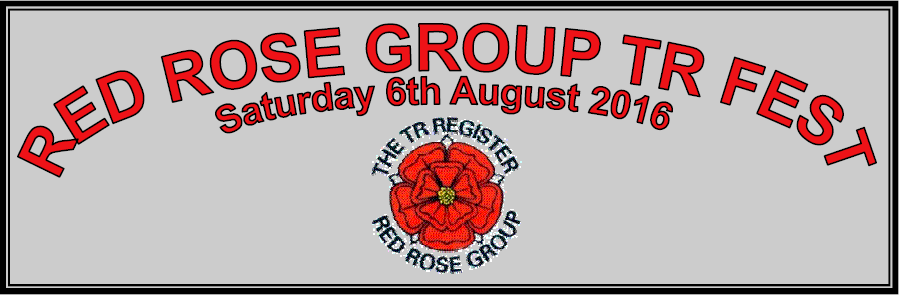 Red Rose Group TR Fest - Update