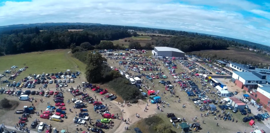 Kennet Valley TR Group August Mid Monthly - 25th Annual Classic Vehicle Show in aid of Bloodwise