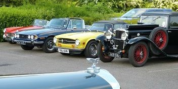 Shiplake Fayre and Classic Cars