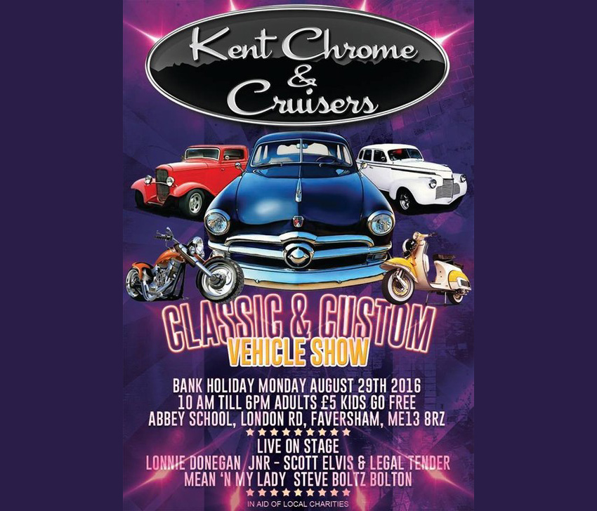 Kent Group | Kent Chrome & Cruisers