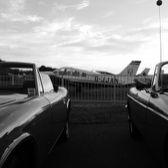 Classic Car Evening Meet - Blackbushe Airfield