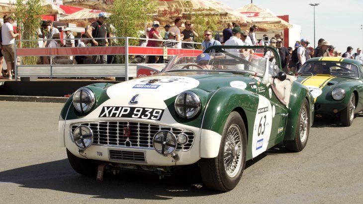 Follow the Le Mans Classic TR Live Blog