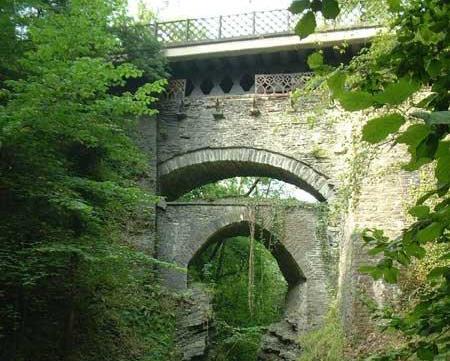 The Devil's Bridge run on Sunday 3rd July