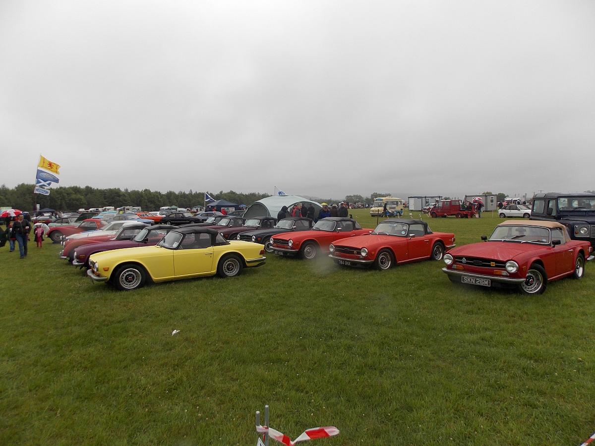 Tayside Classic Car Show